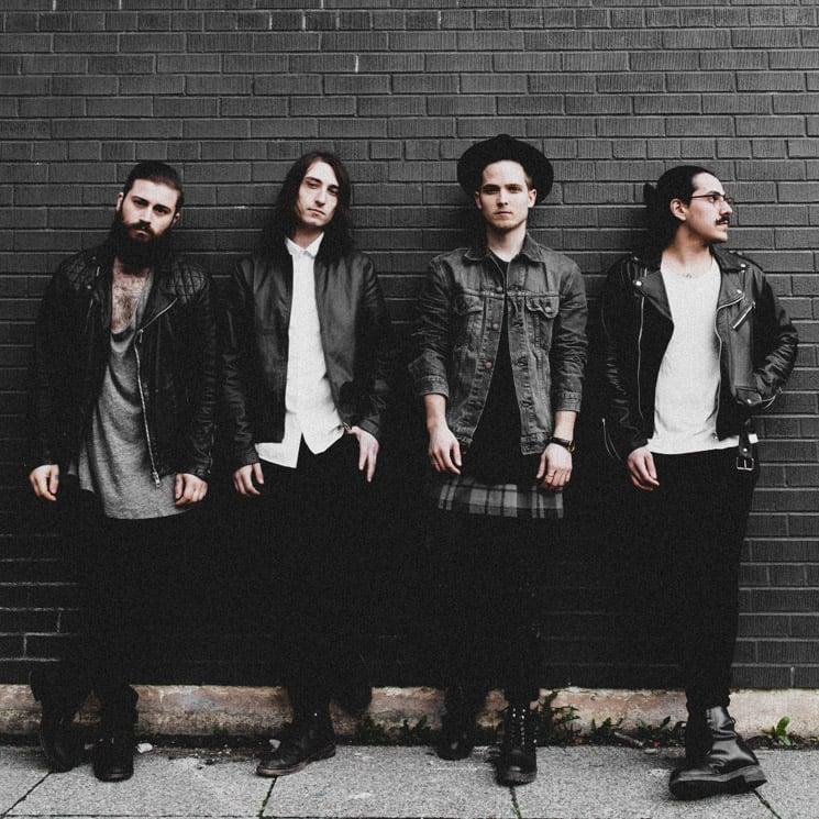 Toronto's Curses Reveal 'The Bridge' EP, Announce Tour