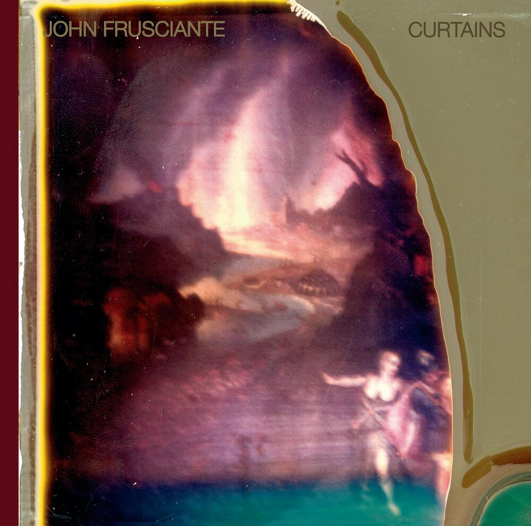 John Frusciante Treats 'Curtains' to Vinyl Reissue