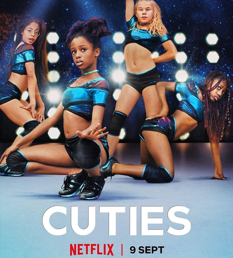 Netflix Cancellations Spiked After the Release of 'Cuties' Last Week