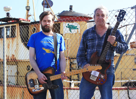 Mike Watt Explains the Origins of His CUZ Collaboration with the Go! Team's Sam Dook