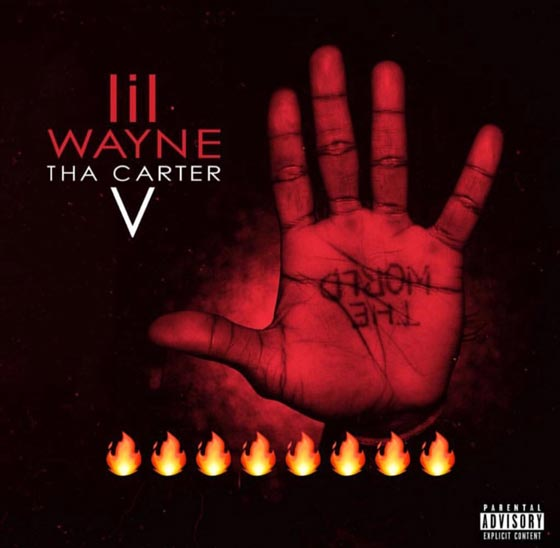 Here's the Supposed Release Date and Cover for Lil Wayne's 'Tha Carter V'