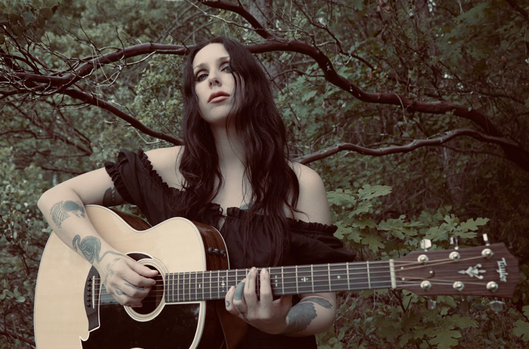 Chelsea Wolfe Shares New Song 'American Darkness'