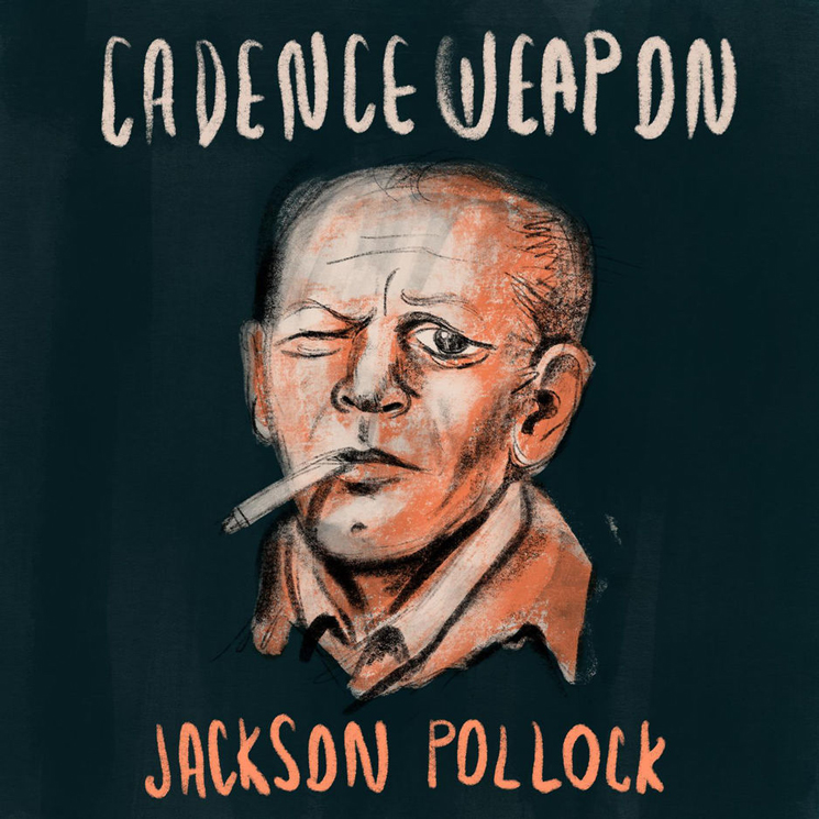 "Cadence Weapon and Grandtheft Drop   ""Jackson Pollock"""