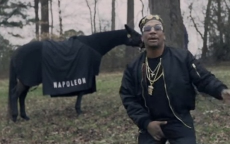 "Cyhi the Prynce ""Napoleon"" (video)"
