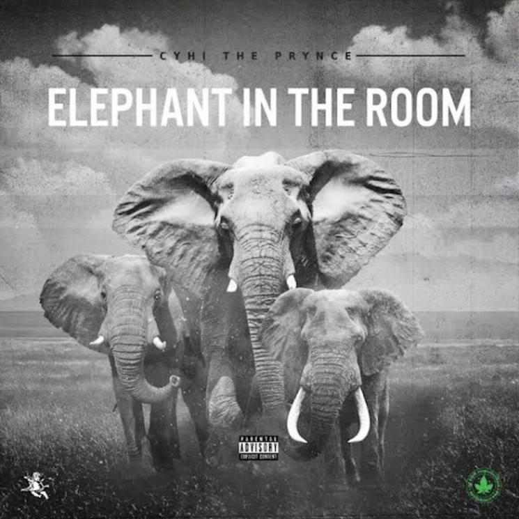"CyHi the Prynce ""Elephant in the Room"" (Kanye West diss)"