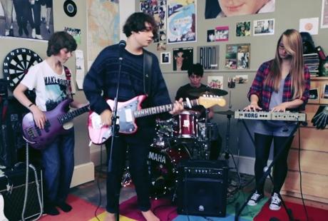 "Cymbals Eat Guitars ""Warning"" (video)"