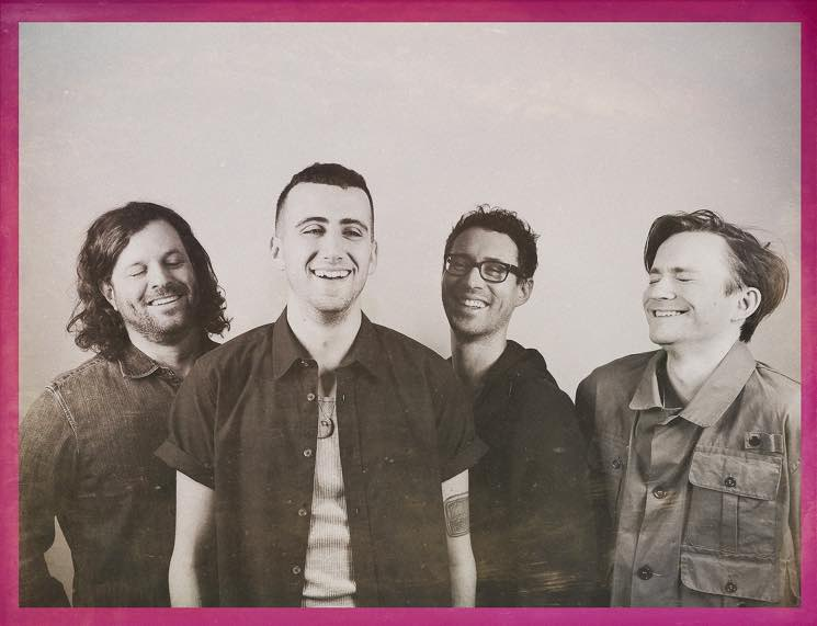 Cymbals Eat Guitars Plot North American Tour, Share New Song