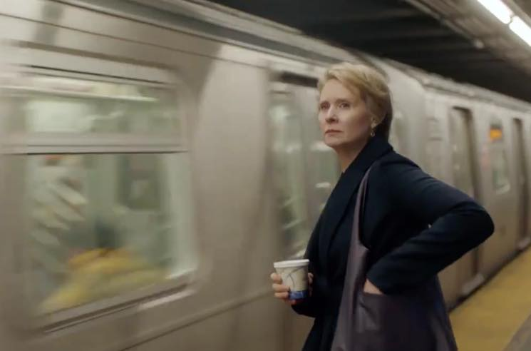 'Sex and the City' Actress Cynthia Nixon Is Running for New York Governor