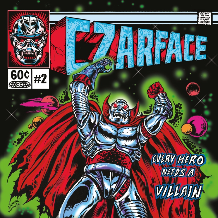 Czarface (Inspectah Deck + 7L & Esoteric) Every Hero Needs A Villain