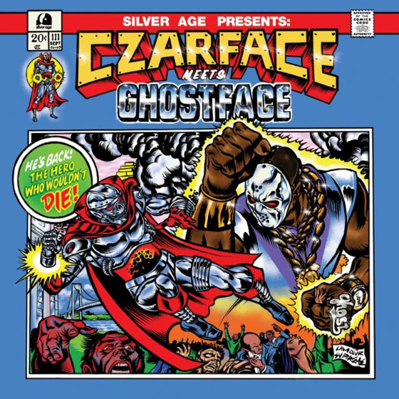 Ghostface Killah and Czarface Team for Collaborative Album