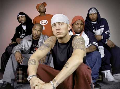Eminem Reportedly Returns to the Studio with D12