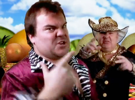 "Tenacious D ""Low Hangin' Fruit"" (video)"