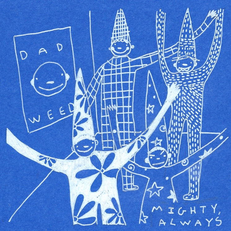 Vancouver's Dadweed Announce 'Mighty, Always' EP, Plot North American Tour
