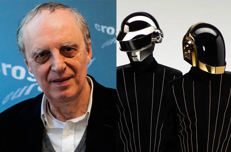 Dario Argento Insists He's Still Negotiating with Daft Punk to Score His Film