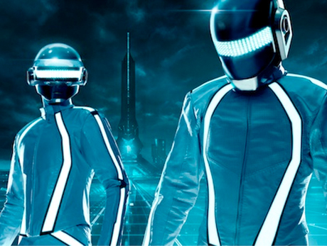 "Daft Punk ""Derezzed"" (from <i>Tron Legacy</i> trailer)"