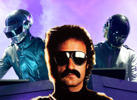 Daft Punk Team Up with Giorgio Moroder on New Album