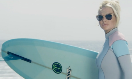 Daft Punk's Thomas Bangalter Scores Lindsay Lohan Surf Film