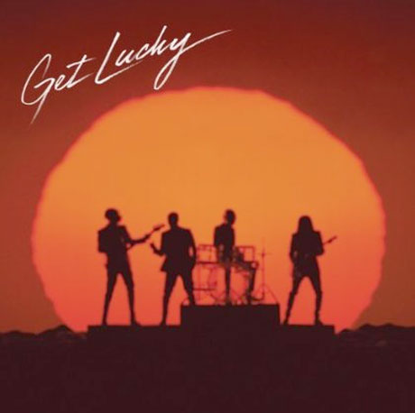 "Daft Punk ""Get Lucky"" (ft. Pharrell & Nile Rodgers) (official version)"