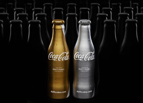 Daft Punk to Team Up with Coca-Cola for, Um, Daft Coke