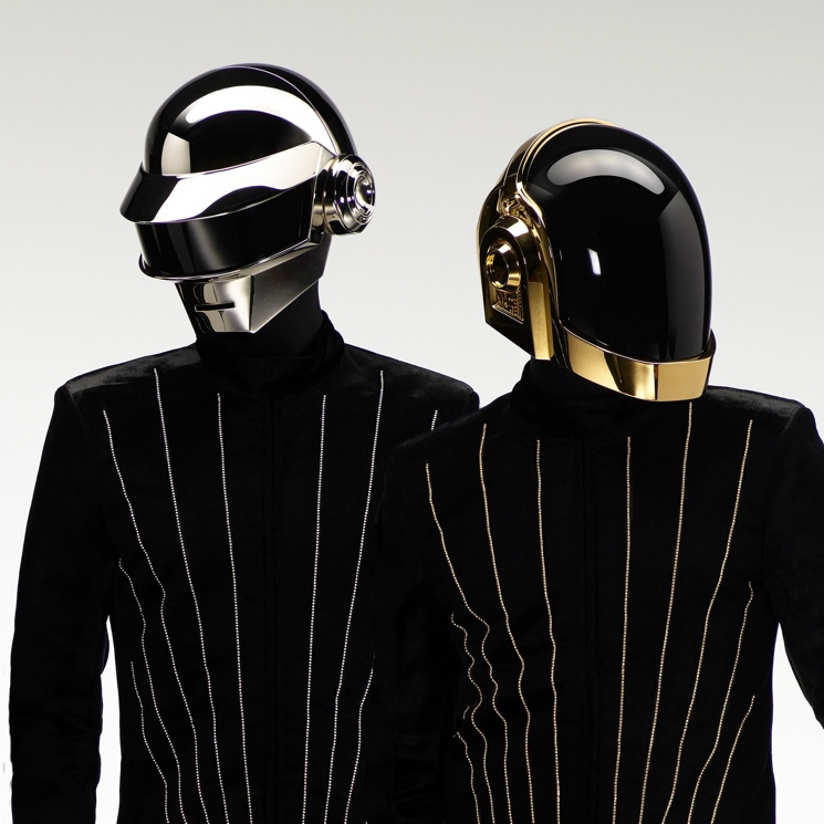 Reddit Thinks Daft Punk Are Going to Tour in 2017