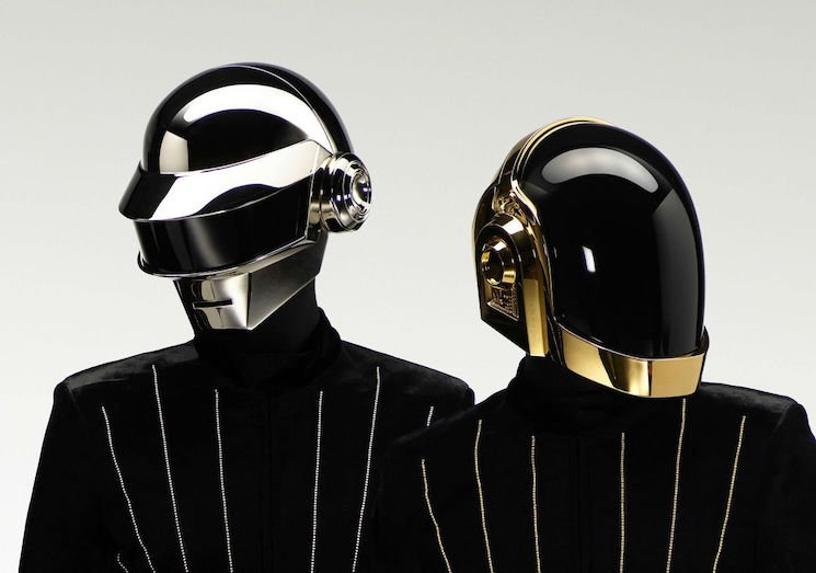 Daft Punk Sales Jump 2,650% Following Split