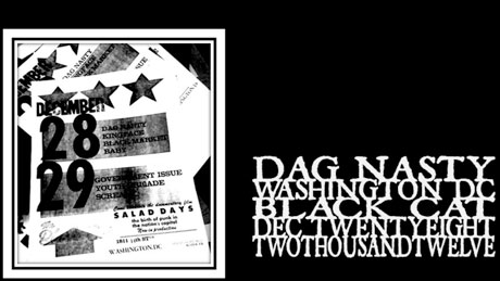 Dag Nasty Reunion Show in Washington, DC (live video)