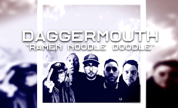 """Daggermouth """"Ramen Noodle Doodle"""""""