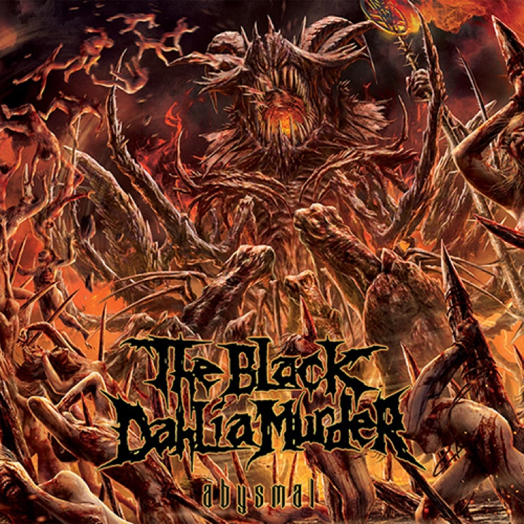 "The Black Dahlia Murder ""Vlad, Son of the Dragon"""
