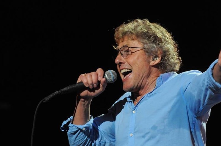 The Who's Roger Daltrey Threatens to End Show over Pot Smoke