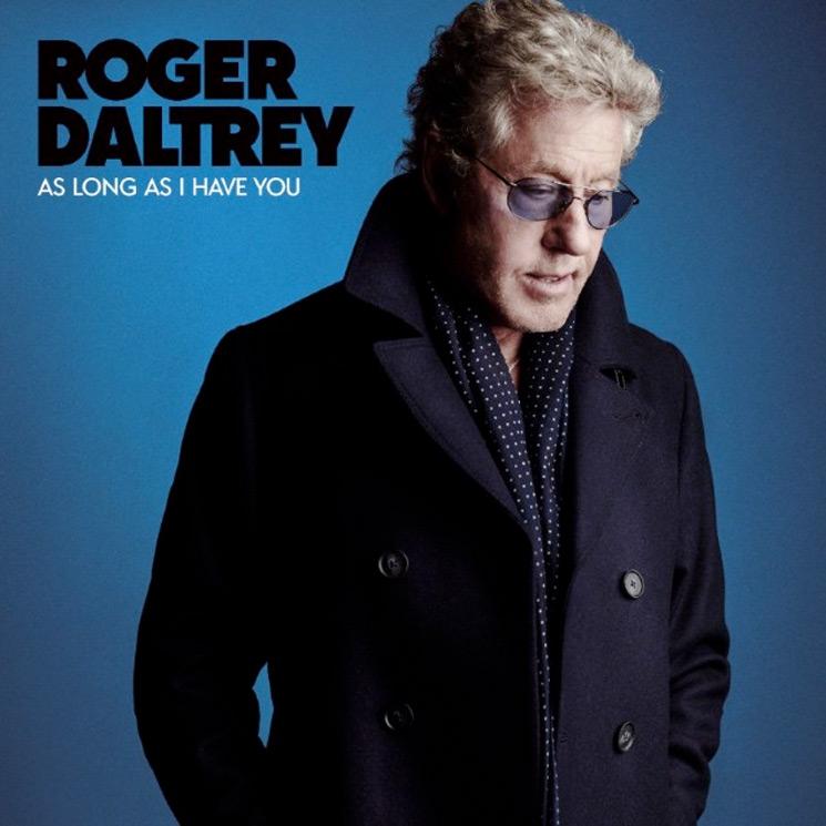 The Who's Roger Daltrey Announces New Solo Album