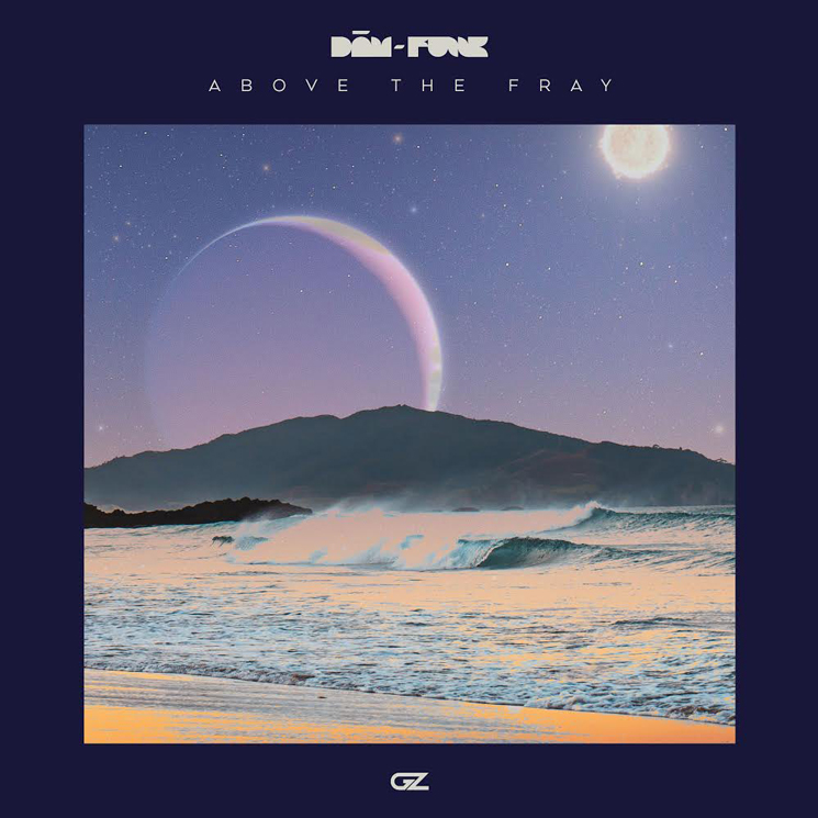 Dâm-Funk Is 'Above the Fray' on New Album