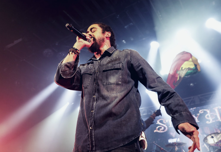 Damian Marley  Commodore Ballroom, Vancouver BC, September 26
