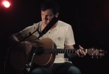 "Damien Jurado ""Jericho Road"" (live video)"