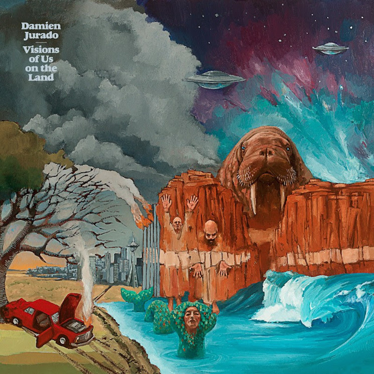 Damien Jurado Sees 'Visions of Us on the Land' with New LP
