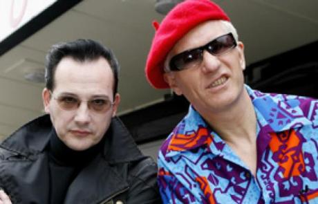 The Damned's Tiki Nightmare: Live Live Live