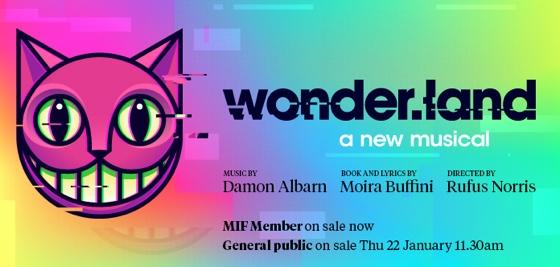 Damon Albarn Composes Musical Adaptation of 'Alice in Wonderland'