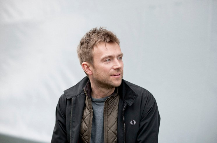 "Damon Albarn Weighs In on ""Pathetic"" Adele Feud"