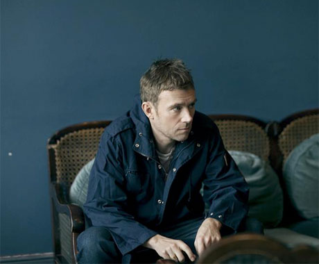Damon Albarn In the Spotlight