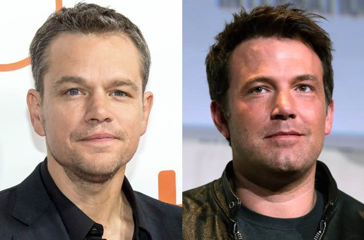 ​Matt Damon and Ben Affleck's Production Company Pledges to Adopt Inclusion Rider