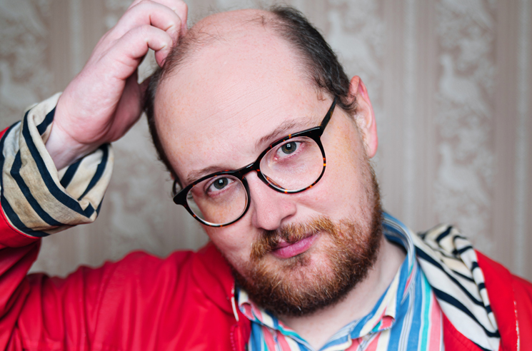 Dan Deacon Lived on Beans and Corn Water for a Month in 2005