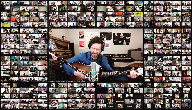 How Dan Mangan's Side Door Is Paving the Way for the Brave New World of Live Music