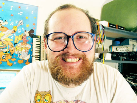 Dan Deacon Announces North American Solo Shows and Wham City Comedy Tour