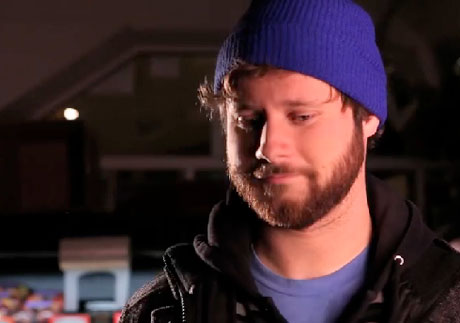 Dan Mangan 'Sold' (video)