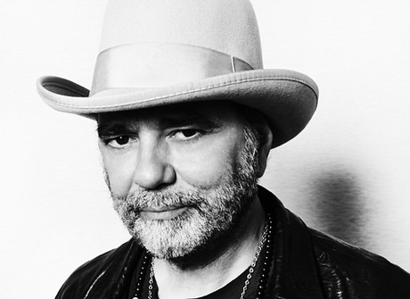 Daniel Lanois Illuminates the Processes Behind 'Flesh and Machine'