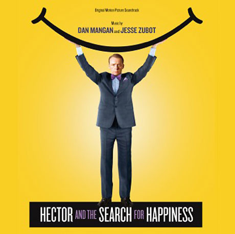 Dan Mangan and Jesse Zubot's Score for 'Hector and the Search for Happiness' Gets Soundtrack Release