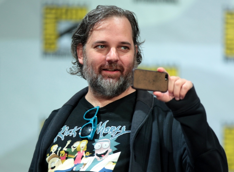 'Rick and Morty' Co-Creator Dan Harmon Is Developing a Series Set in Ancient Greece