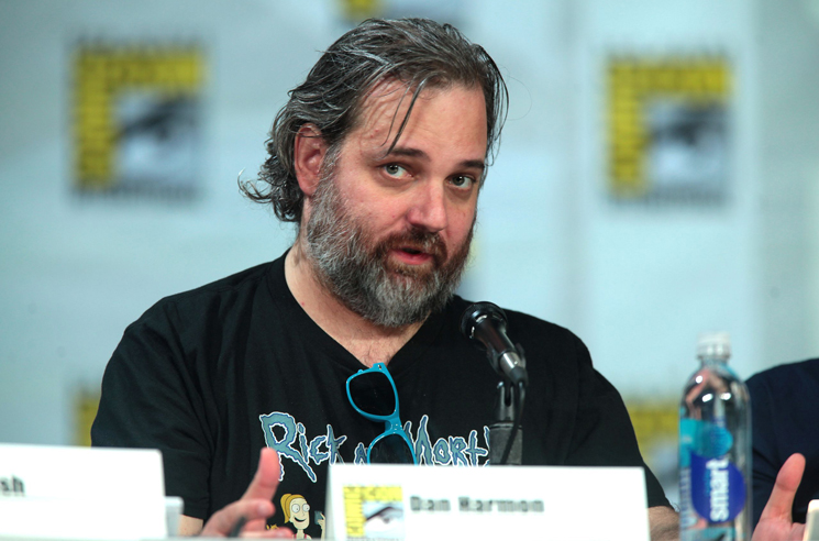 Dan Harmon Says 'Gears are Turning' on a 'Community' Movie