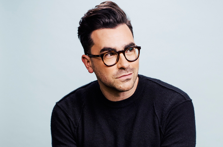 Dan Levy Signs TV and Film Development Deal with Netflix