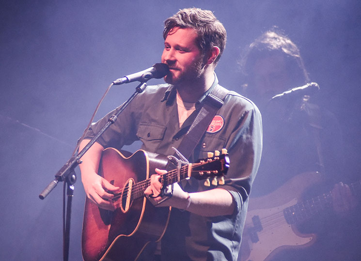 Dan Mangan / Matt Holubowski Danforth Music Hall, Toronto ON, January 31