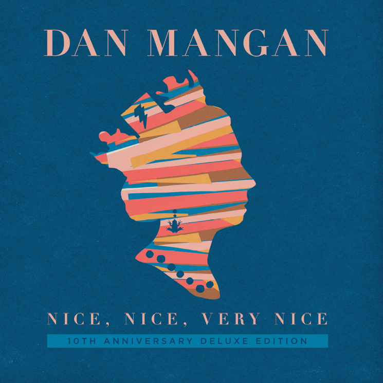 Dan Mangan Unveils 10th Anniversary Deluxe Edition of 'Nice, Nice, Very Nice'